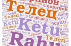 Раху в Тельце, Кету в Скорпионе (джйотиш)